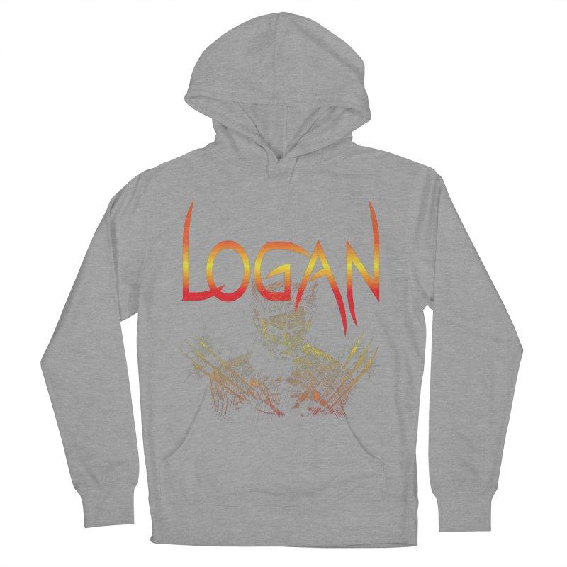 LOGAN Men's Pullover Hoody by karmadesigner's Tee Shirt Shop