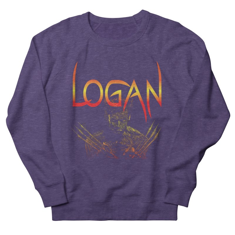 LOGAN Men's Sweatshirt by karmadesigner's Tee Shirt Shop
