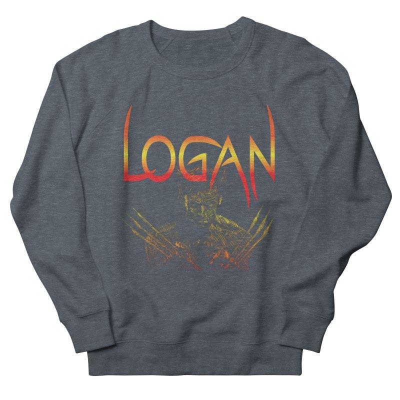 LOGAN Men's Sweatshirt by karmadesigner's Tee Shirt Shop