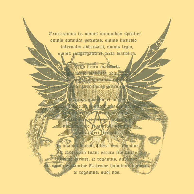 SUPERNATURAL BROTHERS  by karmadesigner's Tee Shirt Shop