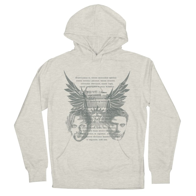 SUPERNATURAL BROTHERS  Women's Pullover Hoody by karmadesigner's Tee Shirt Shop