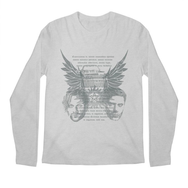 SUPERNATURAL BROTHERS  Men's Longsleeve T-Shirt by karmadesigner's Tee Shirt Shop