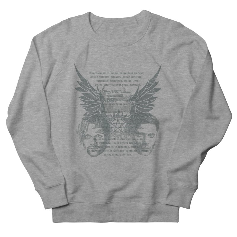 SUPERNATURAL BROTHERS  Men's Sweatshirt by karmadesigner's Tee Shirt Shop