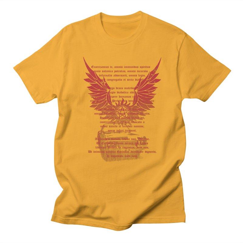 CHEVROLET IMPALA 67 Men's T-shirt by karmadesigner's Tee Shirt Shop