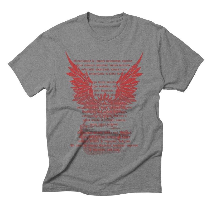 CHEVROLET IMPALA 67 Men's Triblend T-shirt by karmadesigner's Tee Shirt Shop