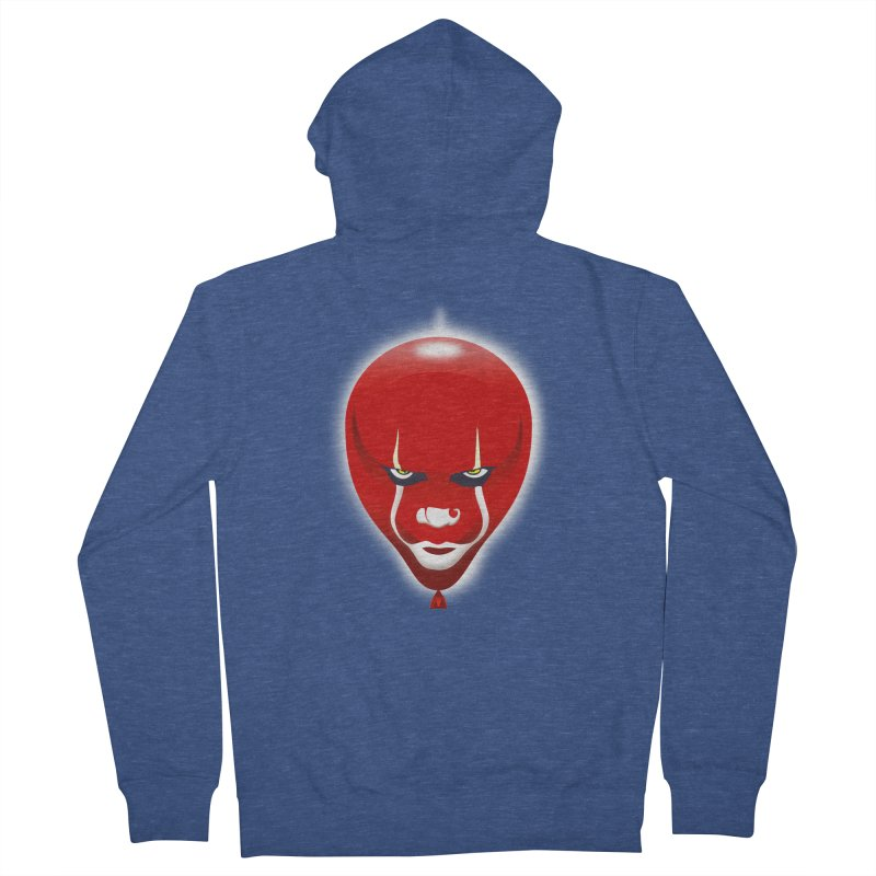 THEY FLOAT.... Men's French Terry Zip-Up Hoody by karmadesigner's Tee Shirt Shop