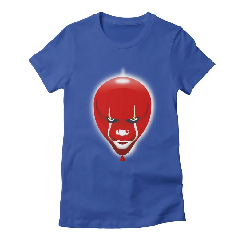 THEY FLOAT.... Women's Fitted T-Shirt by karmadesigner's Tee Shirt Shop