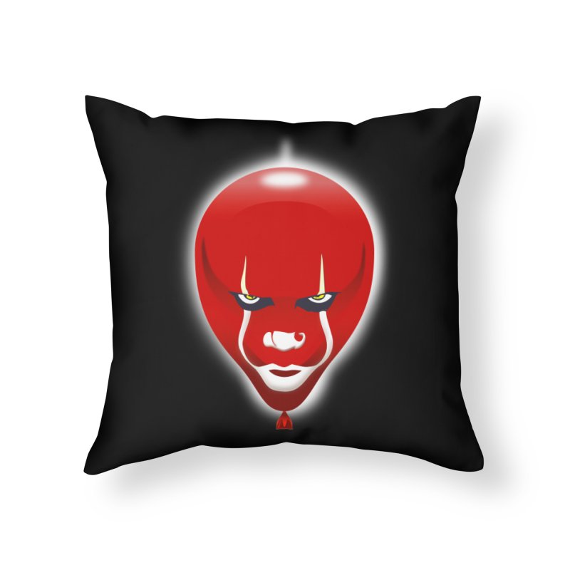 THEY FLOAT.... Home Throw Pillow by karmadesigner's Tee Shirt Shop