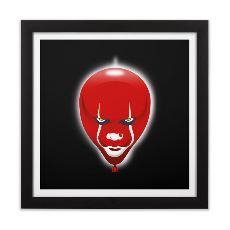 THEY FLOAT.... Home Framed Fine Art Print by karmadesigner's Tee Shirt Shop