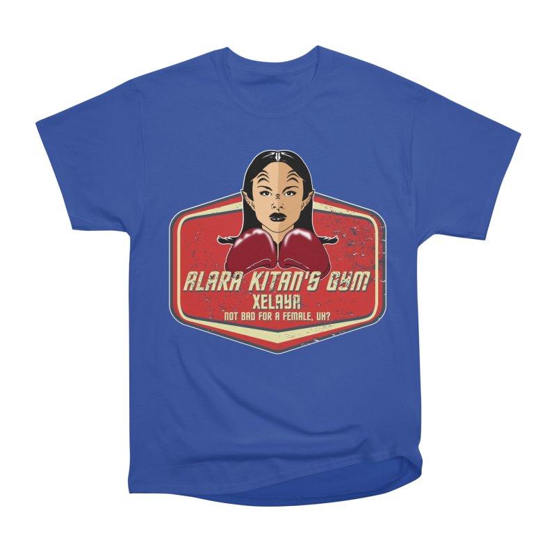 ALARA KITAN'S GYM Women's Classic Unisex T-Shirt by karmadesigner's Tee Shirt Shop