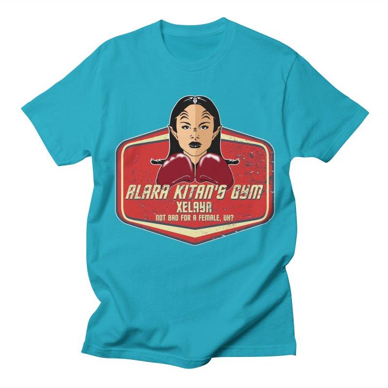 ALARA KITAN'S GYM Women's Regular Unisex T-Shirt by karmadesigner's Tee Shirt Shop
