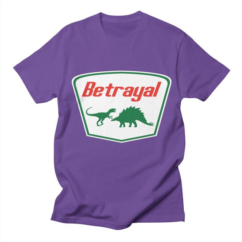 BETRAYAL Men's Regular T-Shirt by karmadesigner's Tee Shirt Shop