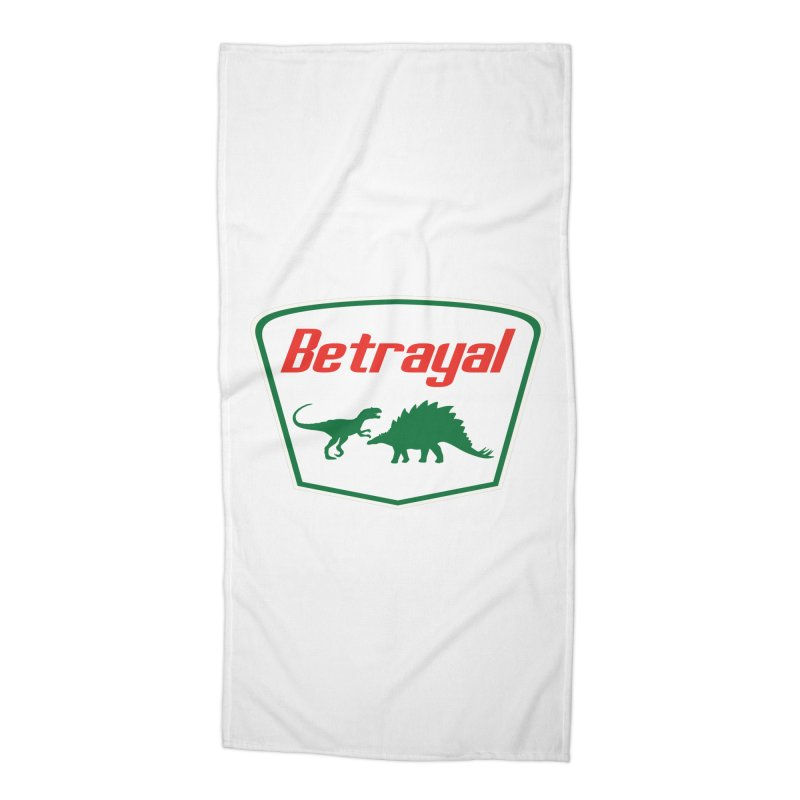 BETRAYAL Accessories Beach Towel by karmadesigner's Tee Shirt Shop