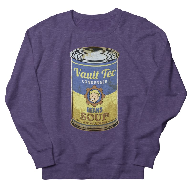 VAULT TEC BEANS SOUP  Women's Sweatshirt by karmadesigner's Tee Shirt Shop
