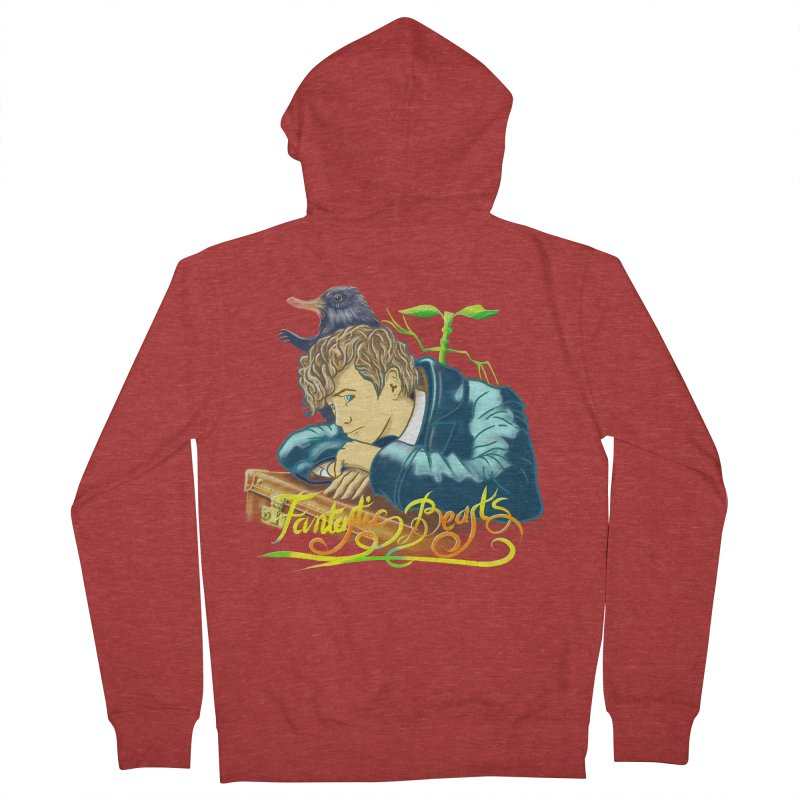 WHERE TO FIND THEM Women's Zip-Up Hoody by karmadesigner's Tee Shirt Shop