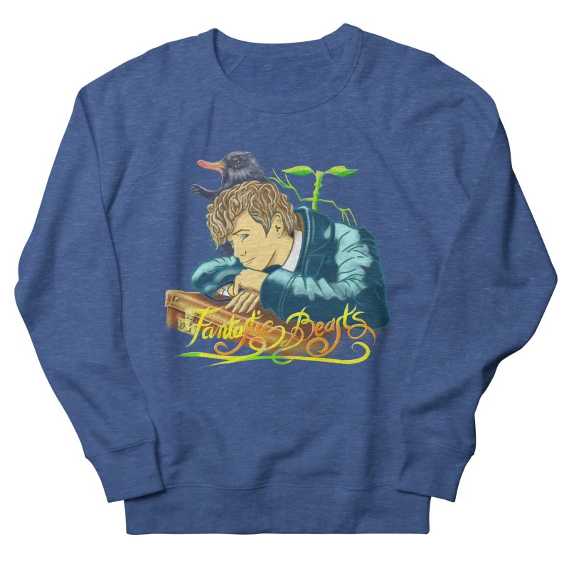 WHERE TO FIND THEM Men's Sweatshirt by karmadesigner's Tee Shirt Shop