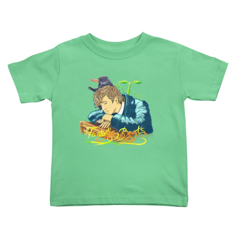 WHERE TO FIND THEM Kids Toddler T-Shirt by karmadesigner's Tee Shirt Shop