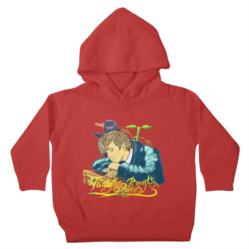 WHERE TO FIND THEM Kids Toddler Pullover Hoody by karmadesigner's Tee Shirt Shop