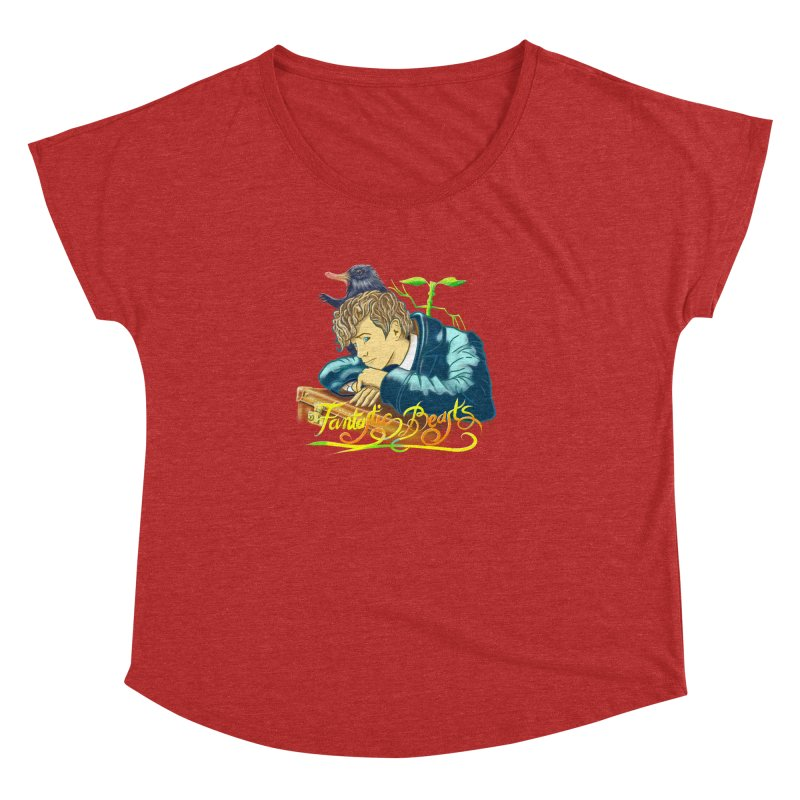 WHERE TO FIND THEM Women's Dolman by karmadesigner's Tee Shirt Shop
