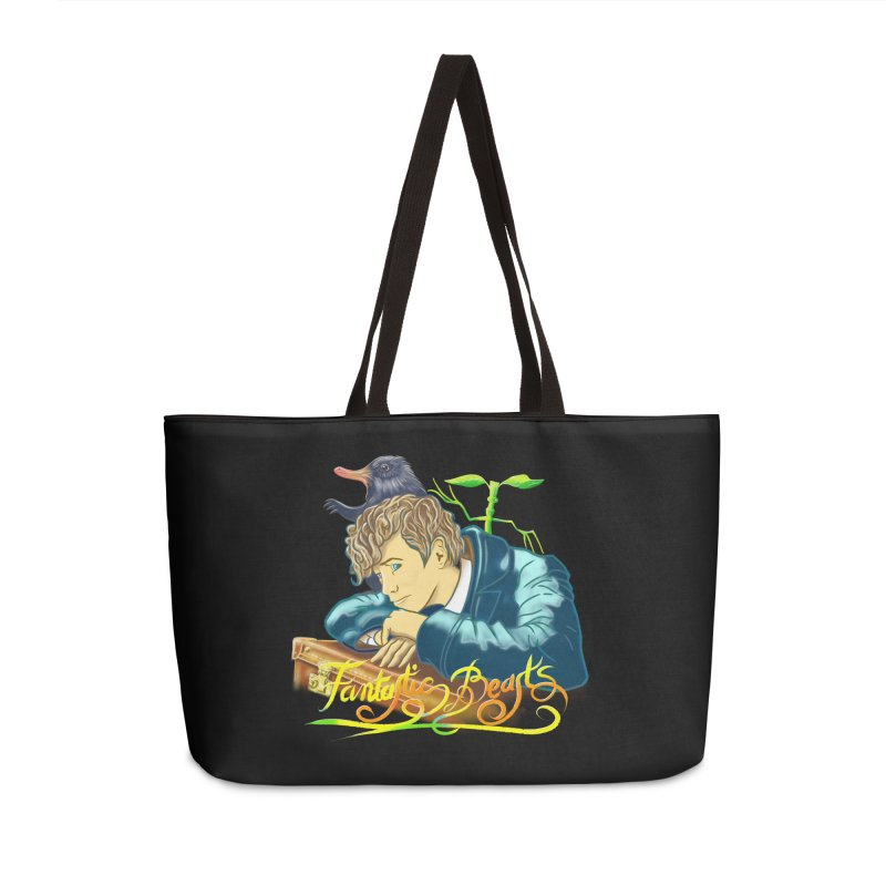 WHERE TO FIND THEM Accessories Bag by karmadesigner's Tee Shirt Shop
