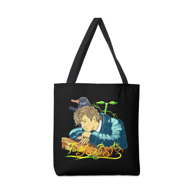 WHERE TO FIND THEM Accessories Tote Bag Bag by karmadesigner's Tee Shirt Shop