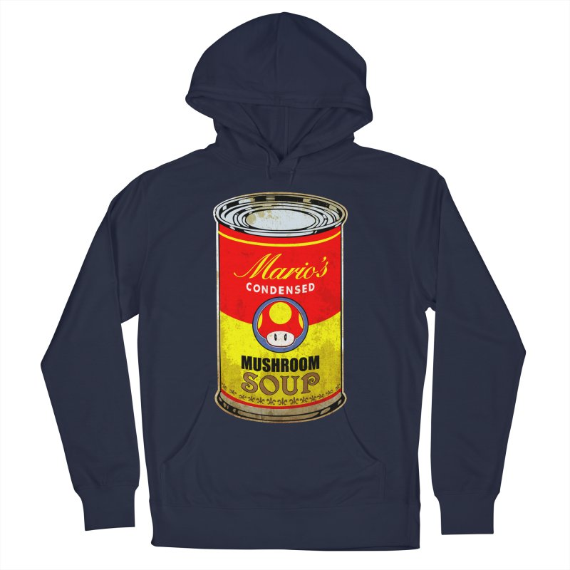MUSHROOM SOUP Men's Pullover Hoody by karmadesigner's Tee Shirt Shop