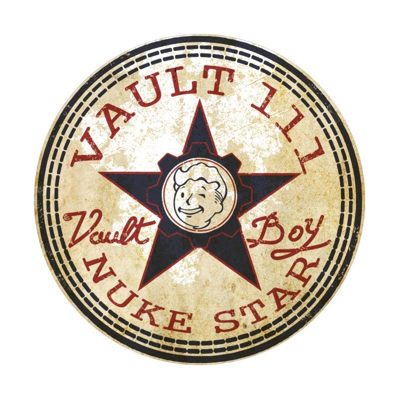 VAULT 111 NUKA STAR  by karmadesigner's Tee Shirt Shop