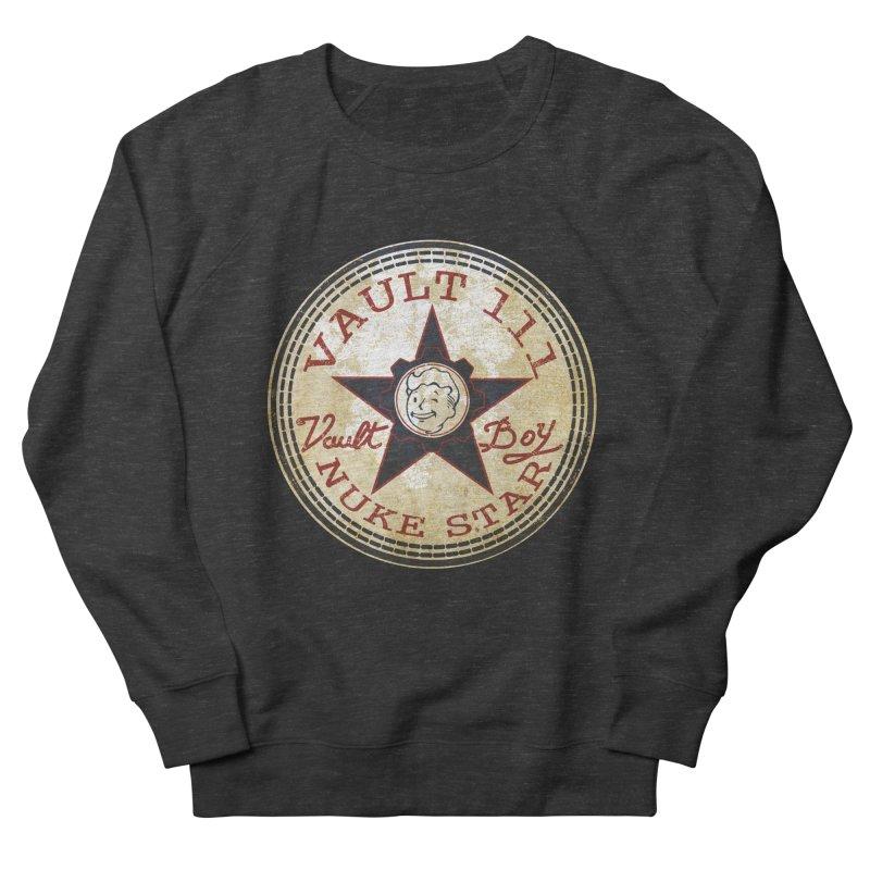VAULT 111 NUKA STAR  Men's Sweatshirt by karmadesigner's Tee Shirt Shop