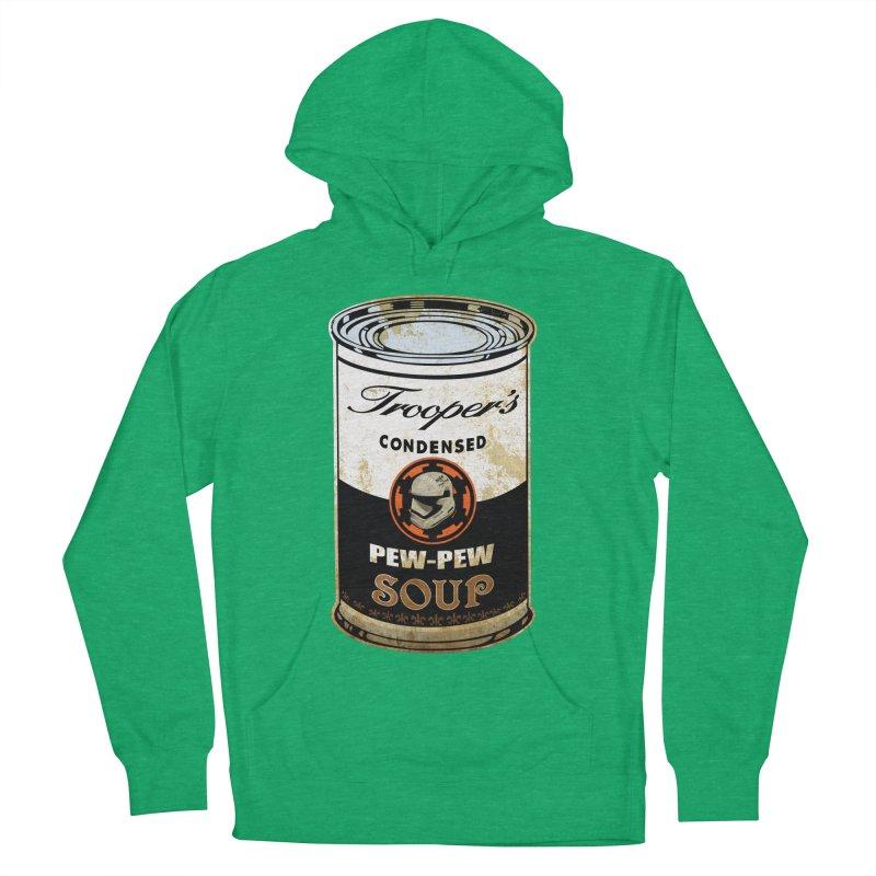 TROOPER Men's Pullover Hoody by karmadesigner's Tee Shirt Shop