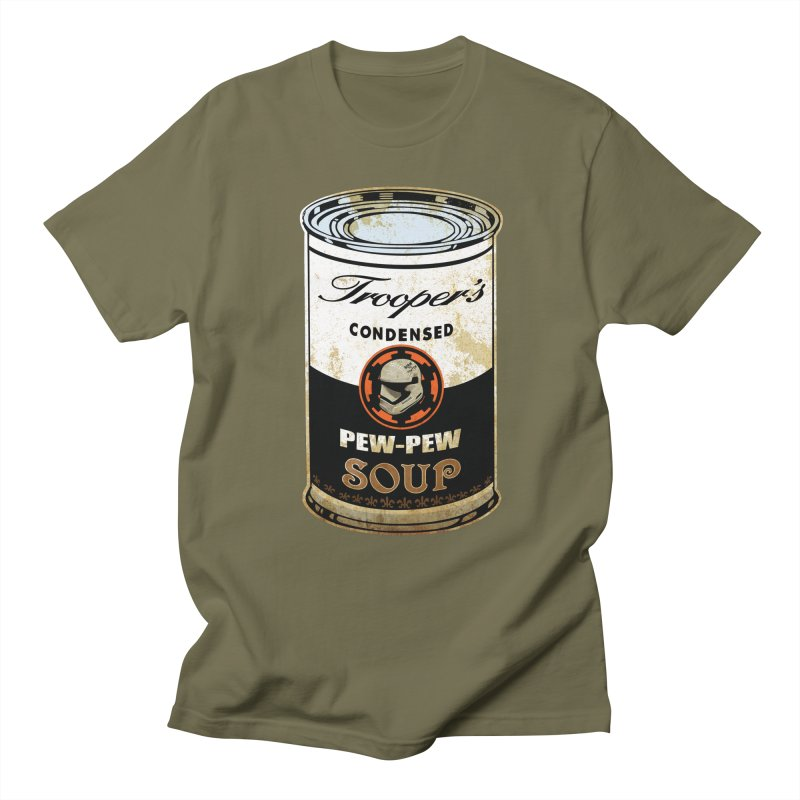TROOPER Men's T-shirt by karmadesigner's Tee Shirt Shop