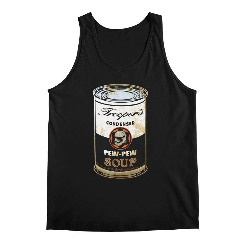 TROOPER Men's Tank by karmadesigner's Tee Shirt Shop
