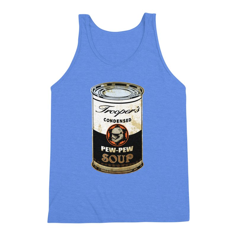 TROOPER Men's Triblend Tank by karmadesigner's Tee Shirt Shop
