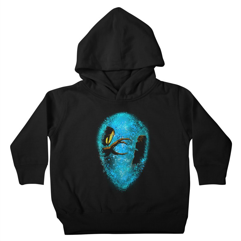 LOST FRIENDSHIP Kids Toddler Pullover Hoody by karmadesigner's Tee Shirt Shop