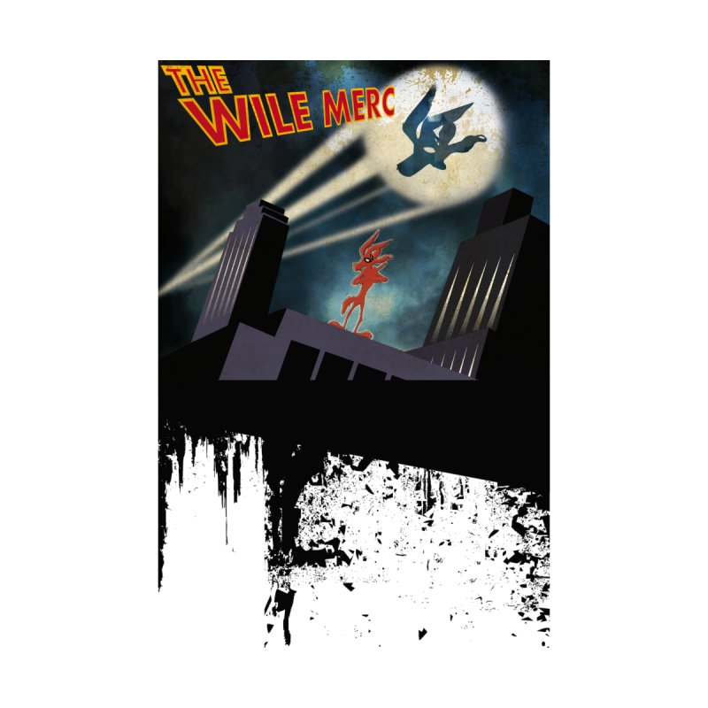 THE WILE MERC  by karmadesigner's Tee Shirt Shop