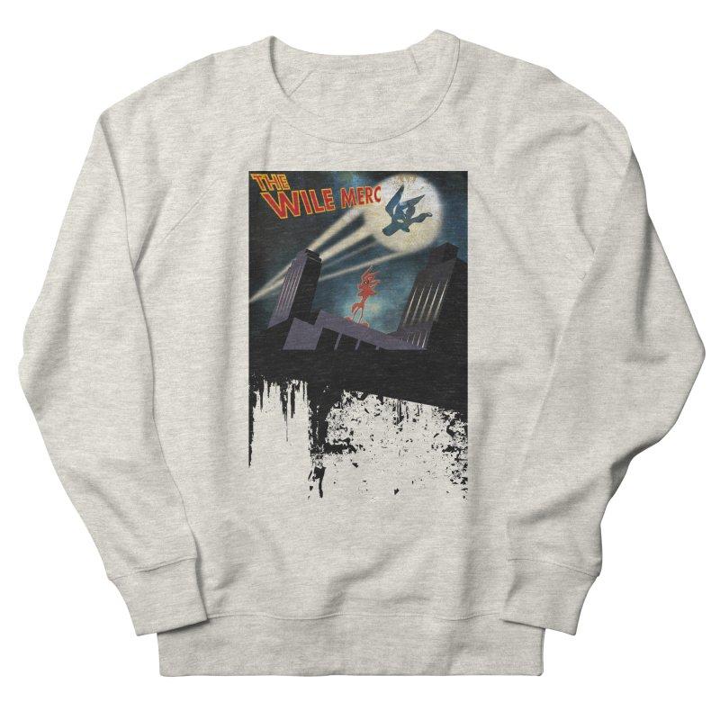 THE WILE MERC  Women's Sweatshirt by karmadesigner's Tee Shirt Shop
