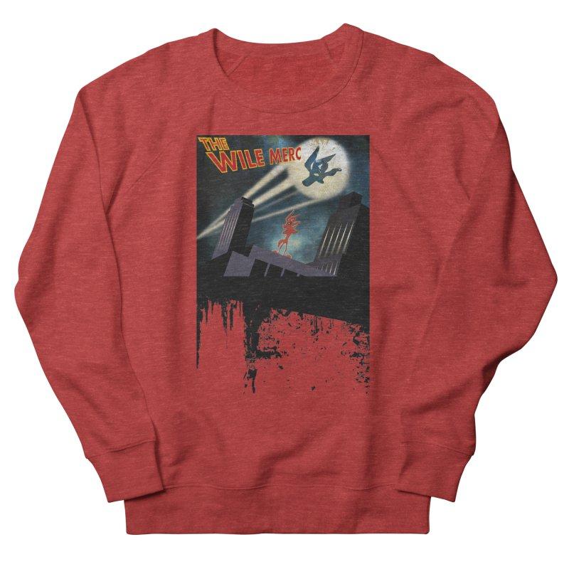 THE WILE MERC  Men's Sweatshirt by karmadesigner's Tee Shirt Shop