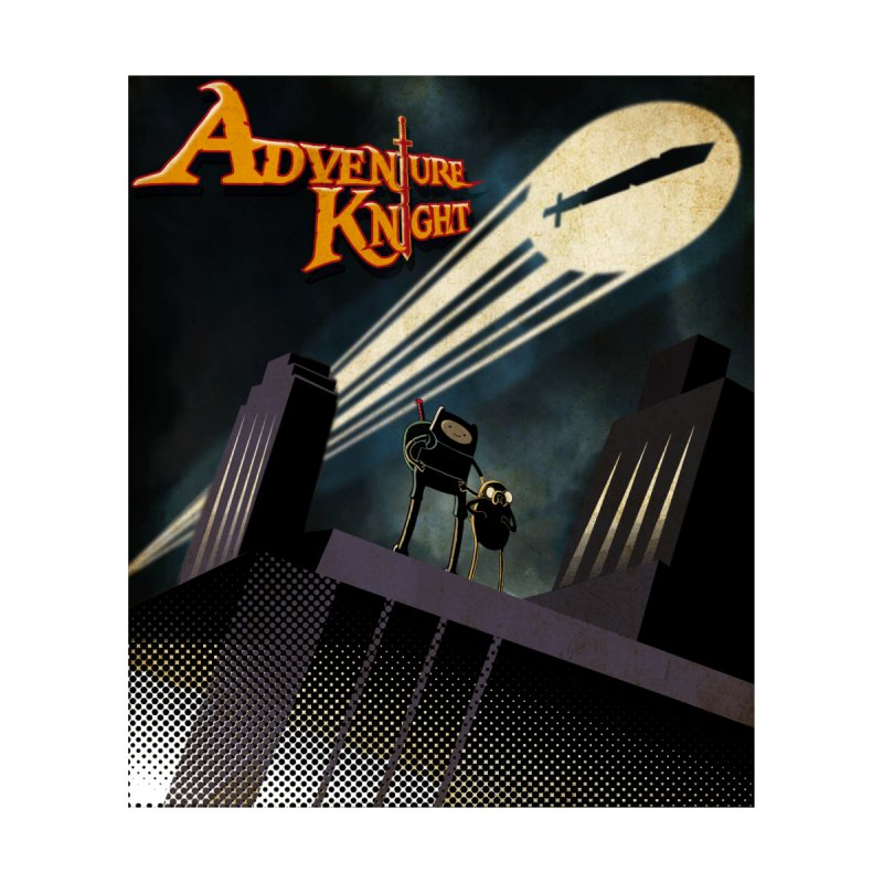 ADVENTURE KNIGHT  None  by karmadesigner's Tee Shirt Shop