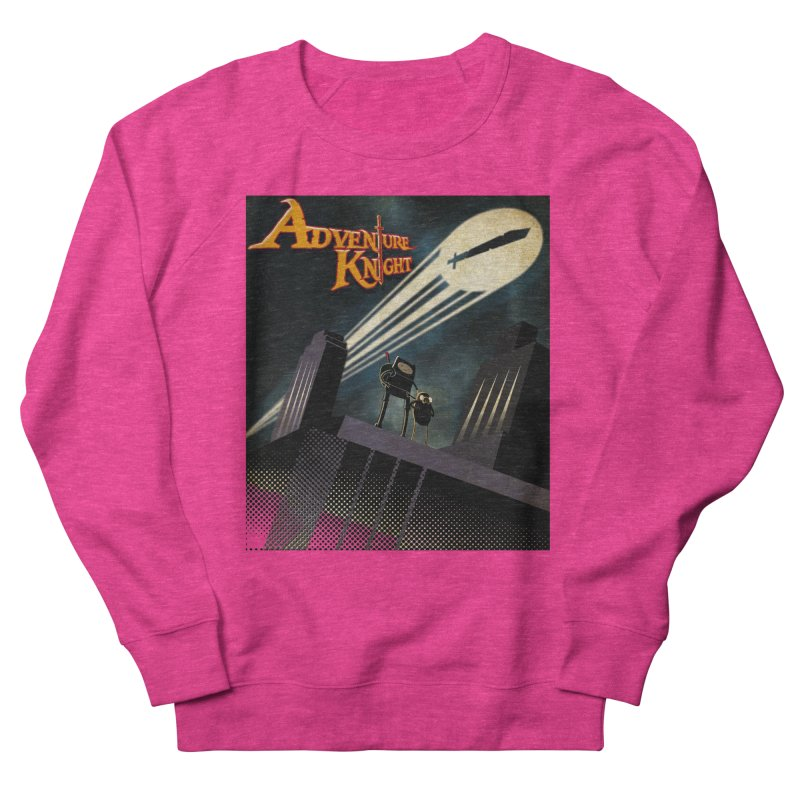 ADVENTURE KNIGHT  Men's Sweatshirt by karmadesigner's Tee Shirt Shop