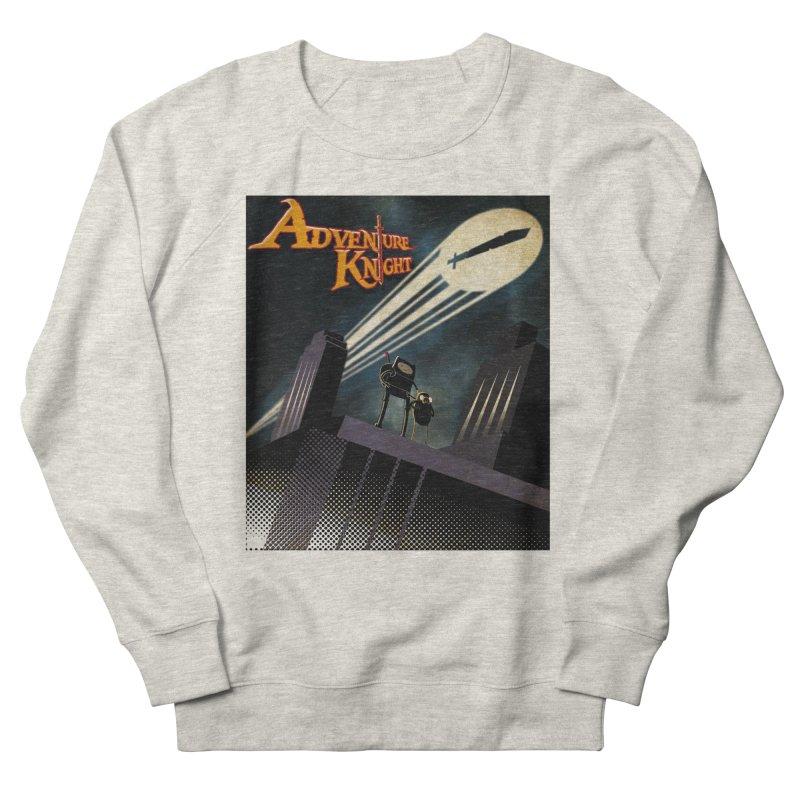 ADVENTURE KNIGHT  Men's Sweatshirt by karmadesigner's Tee Shirt Shop