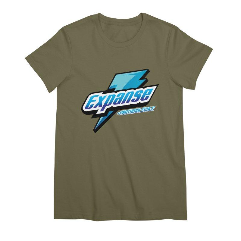 EXPANSE Women's Premium T-Shirt by karmadesigner's Tee Shirt Shop