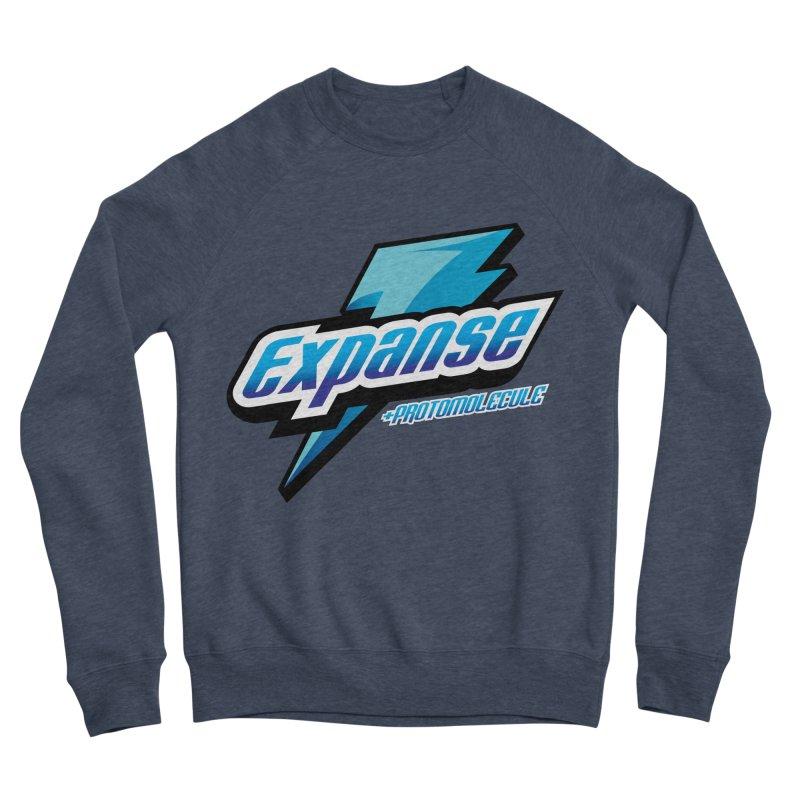EXPANSE Men's Sponge Fleece Sweatshirt by karmadesigner's Tee Shirt Shop