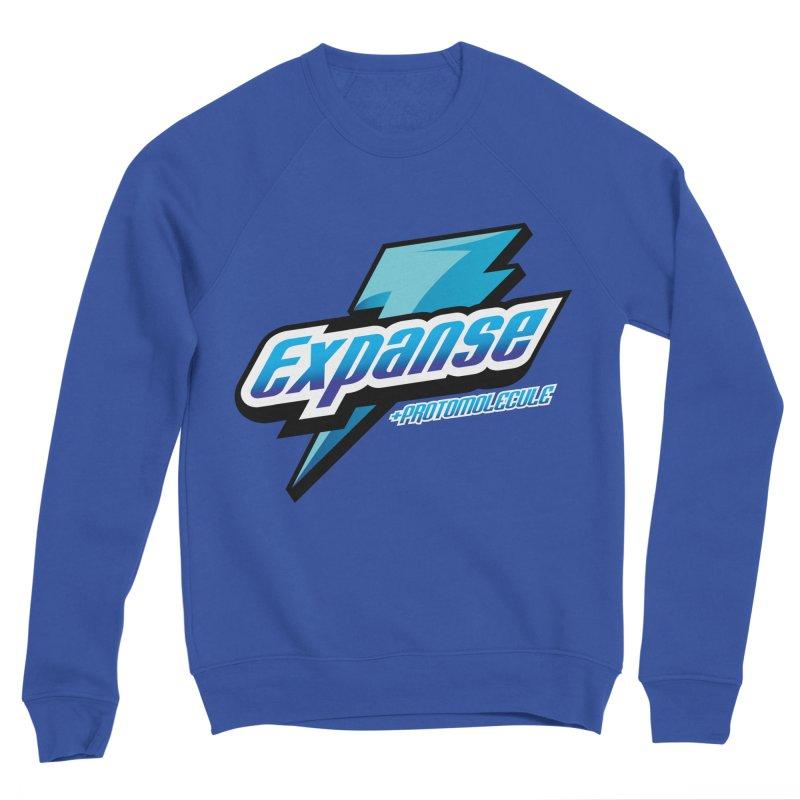 EXPANSE Men's Sweatshirt by karmadesigner's Tee Shirt Shop