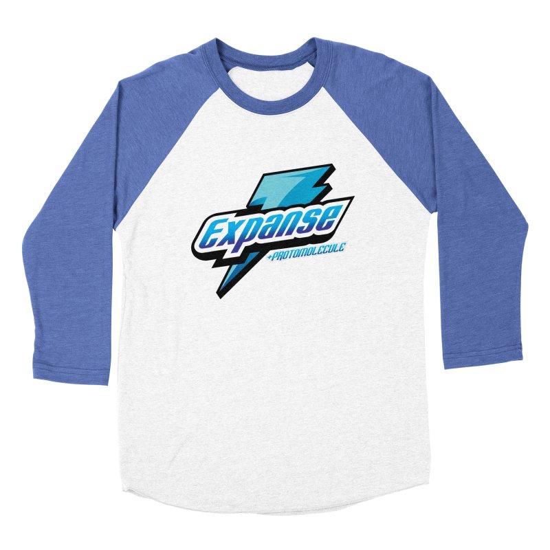 EXPANSE Women's Baseball Triblend Longsleeve T-Shirt by karmadesigner's Tee Shirt Shop