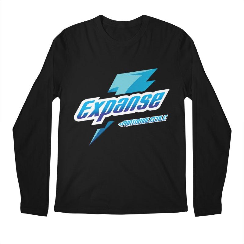 EXPANSE Men's Regular Longsleeve T-Shirt by karmadesigner's Tee Shirt Shop