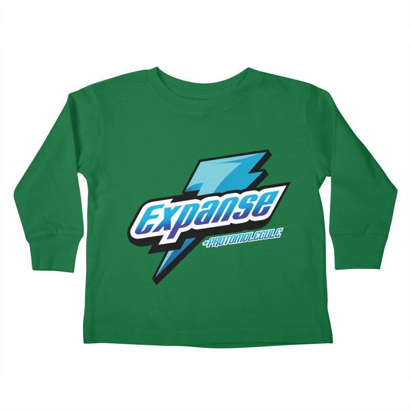 EXPANSE Kids Toddler Longsleeve T-Shirt by karmadesigner's Tee Shirt Shop
