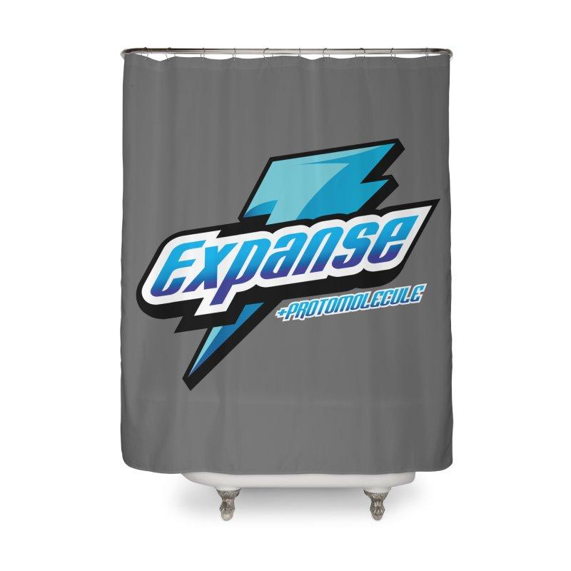 EXPANSE Home Shower Curtain by karmadesigner's Tee Shirt Shop