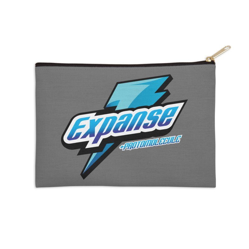 EXPANSE Accessories Zip Pouch by karmadesigner's Tee Shirt Shop