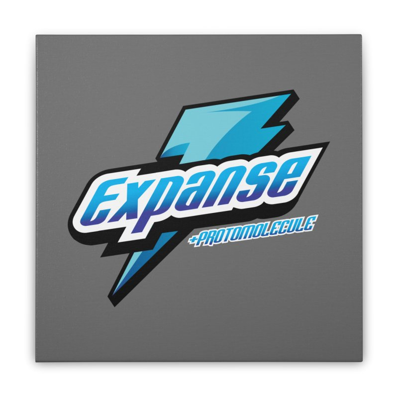 EXPANSE Home Stretched Canvas by karmadesigner's Tee Shirt Shop
