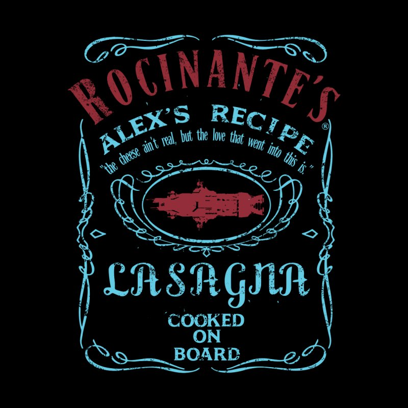 ROCINANTE'S ALEX LASAGNA Accessories Bag by karmadesigner's Tee Shirt Shop