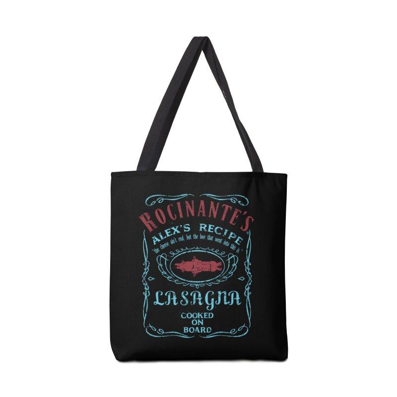 ROCINANTE'S ALEX LASAGNA Accessories Bag by karmadesigner's Tee Shirt Shop